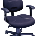Black Chair Transparent Background