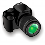Camera ICON Clipart