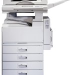 Photocopy Machine Transparent Background