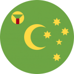 cocos island_flag_icon
