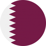 qatar flag icon