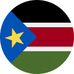 south sudan flag icon