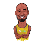 Kobe Bryant PNG Cartoon