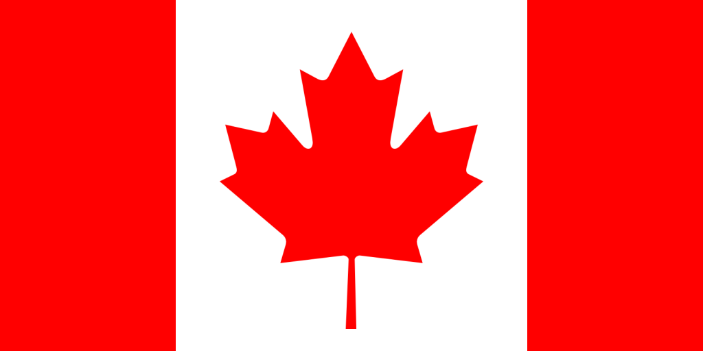 CANADA Flag PNG High Resolution