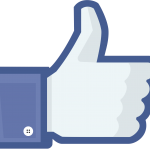 Facebook Logo PNG Transparent Like 12