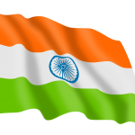 Hi res India Flag PNG