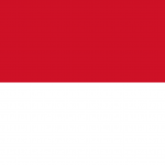 INDONESIA Flag PNG High Resolution