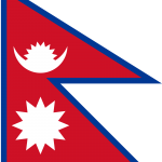 NEPAL FLAG HD PNG