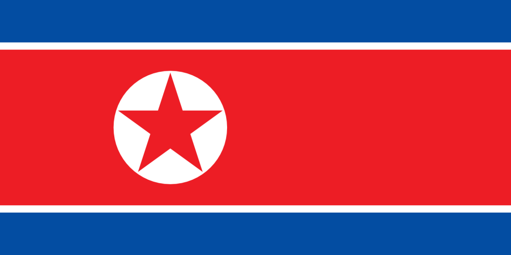 NORTH KOREA FLAG PNG HIGH RES IMAGES