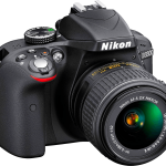 Nikon photo camera png image