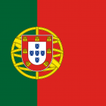 PORTUGAL Flag PNG High Resolution