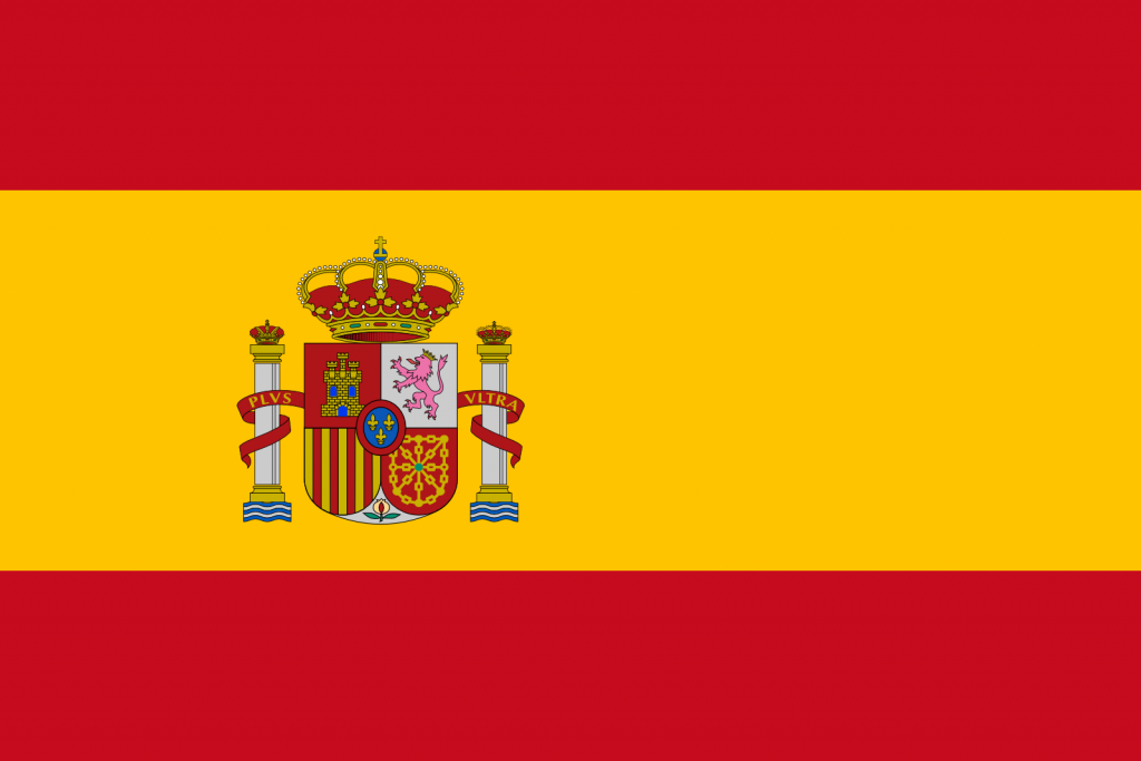 SPAIN FLAG HD PNG