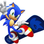 Sonic The Hedgehog PNG 1