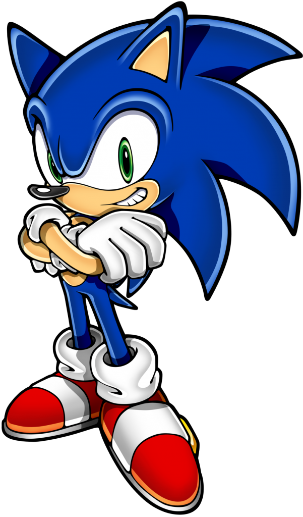Sonic The Hedgehog PNG 2