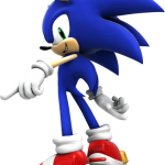 Sonic The Hedgehog PNG 4