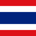 THAILAND FLAG HD PNG