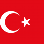 TURKEY FLAG HD PNG