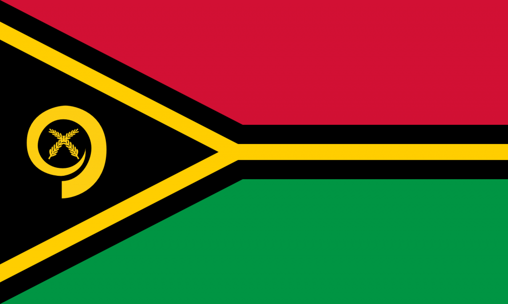 VANUATU FLAG PNG HIGH RES IMAGES