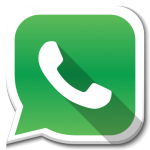Whatsapp logo icon vector PNG 4